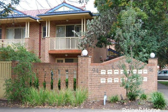 Picture of 9/94 ALBERT RD, STRATHFIELD NSW 2135