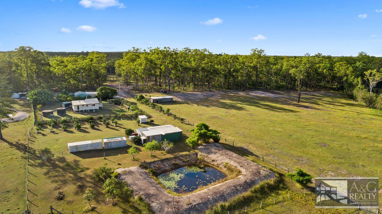 213 Old Gayndah Rd, Dunmora QLD 4650, Image 0