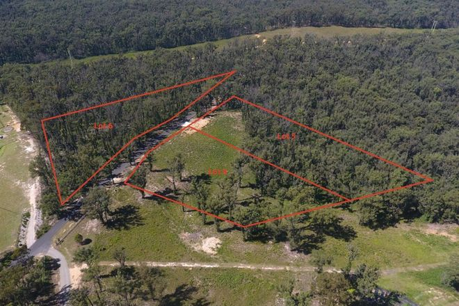 Picture of Pebbly Beach Road, EAST LYNNE NSW 2536
