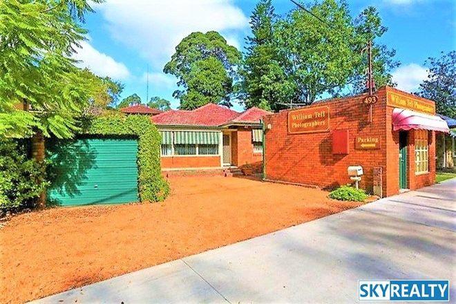 Picture of 493 Church St, NORTH PARRAMATTA NSW 2151