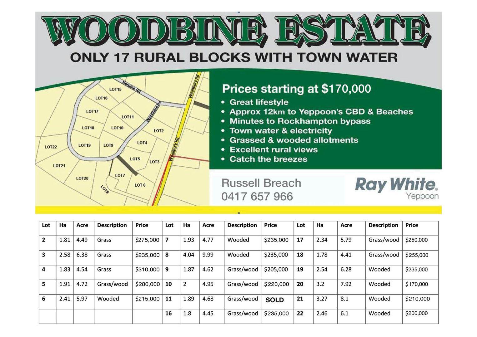 L  2-11, 16-22 Woodbine Road, Bungundarra QLD 4703, Image 0