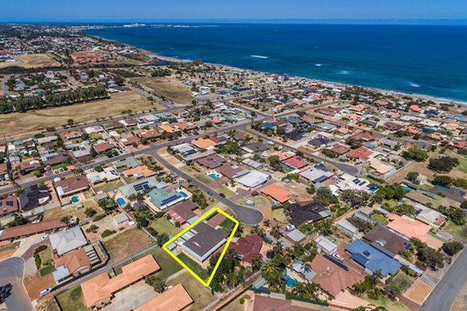 Picture of 12 Duclas Place, SUNSET BEACH WA 6530