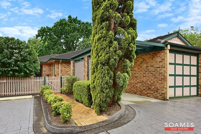 Picture of 4/11-17 Jubilee Street, WAHROONGA NSW 2076