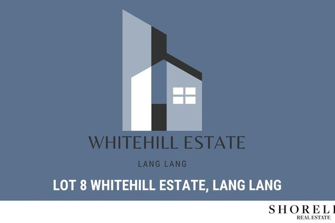 Picture of Lot 8 Whitehill Estate, LANG LANG VIC 3984