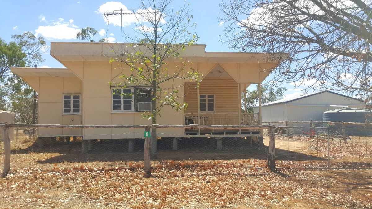 6 Bryant Street, Dululu QLD 4702, Image 0