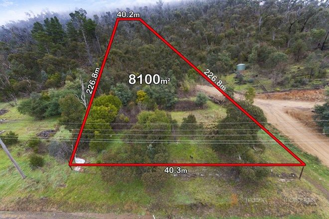 Picture of 36 Long Gully Road, FLOWERDALE VIC 3717