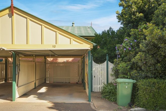 Picture of Unit 12/75 Lindsay Street, EAST TOOWOOMBA QLD 4350