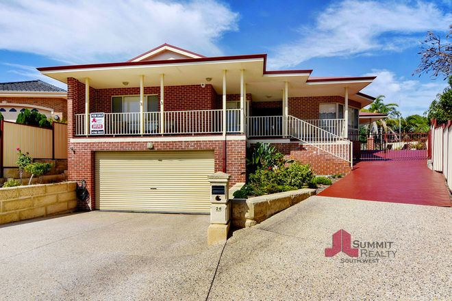 Picture of 24 Caledonia Rise, AUSTRALIND WA 6233