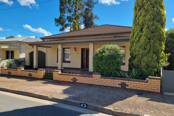 Picture of 43 King Street, PORT PIRIE SA 5540