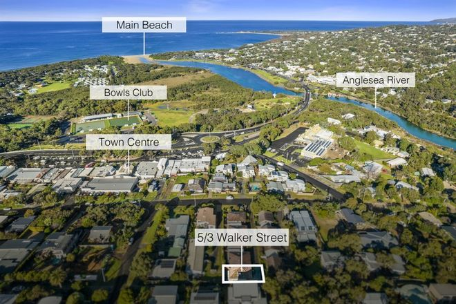 Picture of 5/3 Walker Street, ANGLESEA VIC 3230