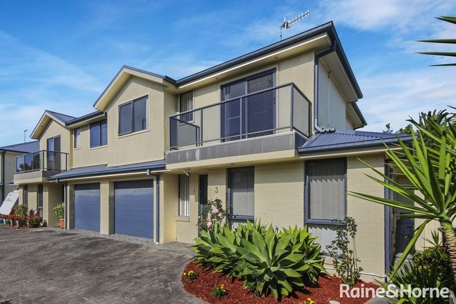 Picture of 3/35 Thompson Street, LONG JETTY NSW 2261