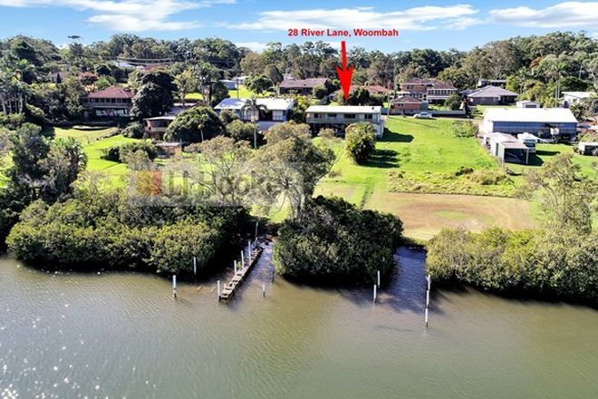 Picture of 28 River Lane, WOOMBAH NSW 2469