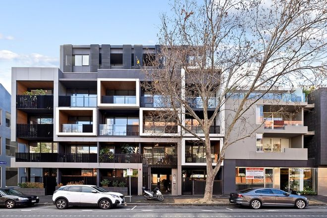 Picture of 210/108 Queensberry Street, CARLTON VIC 3053