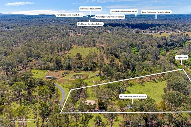 Picture of 142-150 Sharon Drive, NORTH MACLEAN QLD 4280