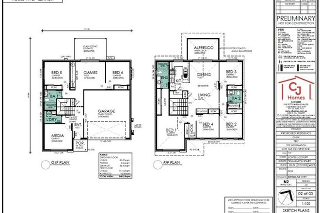 Picture of Lot 163 Lovell Court, SINNAMON PARK QLD 4073