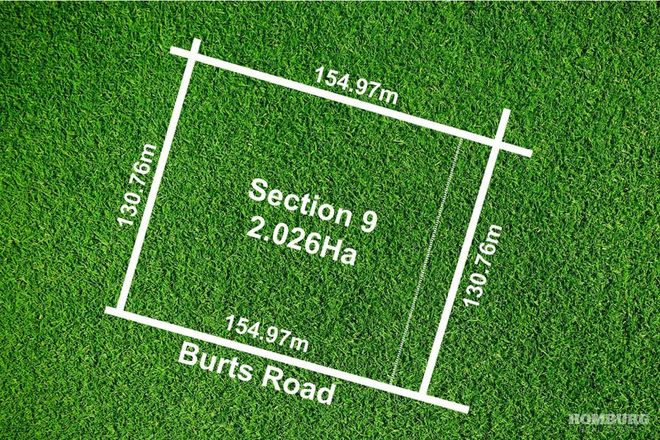 Picture of Lot 9 Burts Road, DUTTON SA 5356
