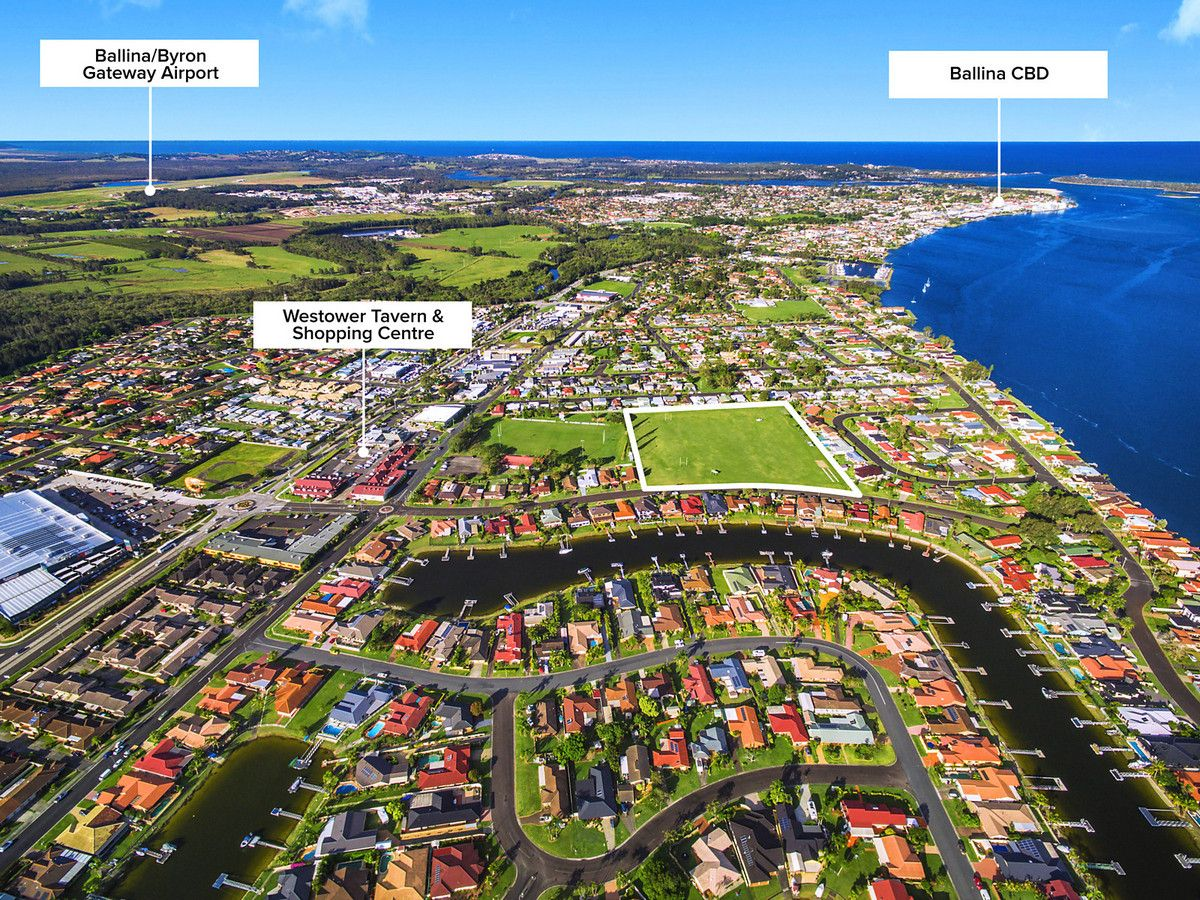 Lot 5 Quays Drive Land Release, Ballina NSW 2478, Image 1
