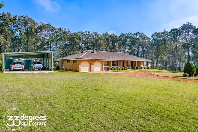 Picture of 28 Evans Road, WILBERFORCE NSW 2756