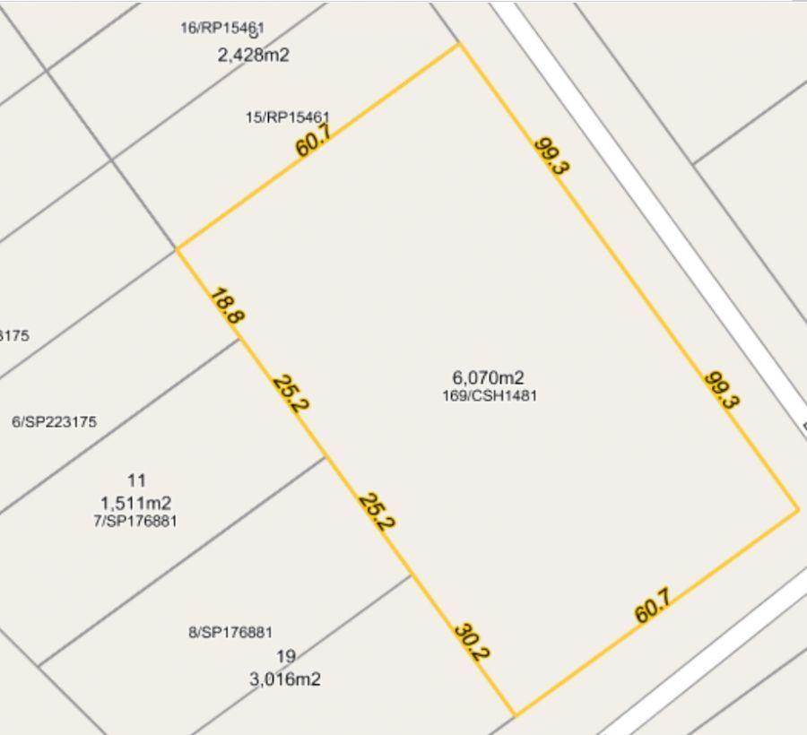 Lot 169 Williams Street, Pechey QLD 4352, Image 0