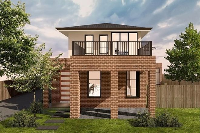 Picture of 1 & 2/6 Allanfield Crescent, WANTIRNA SOUTH VIC 3152
