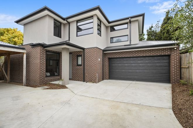 Picture of 2/4 Whithers Road, BAYSWATER VIC 3153