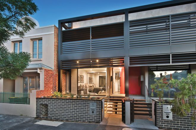Picture of 1/100A Nott Street, PORT MELBOURNE VIC 3207