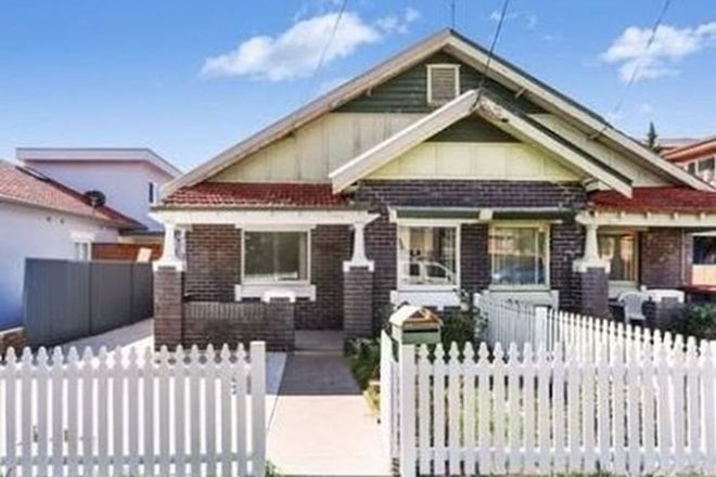 Picture of 3 Teralba Rd, BRIGHTON-LE-SANDS NSW 2216
