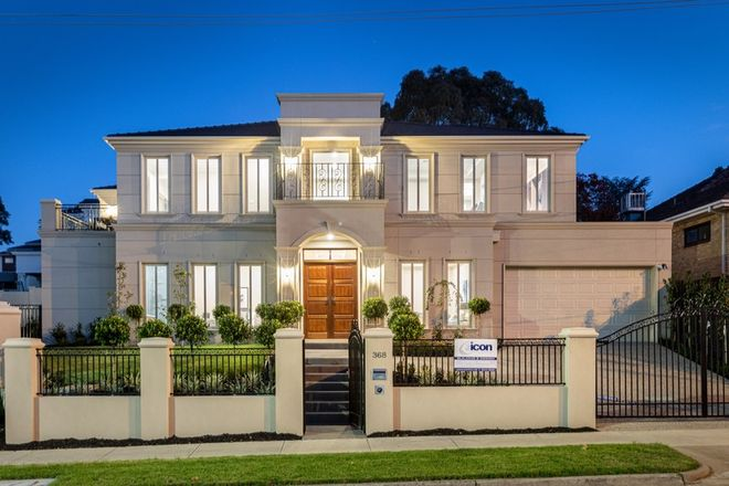 Picture of 368 Doncaster Road, BALWYN NORTH VIC 3104