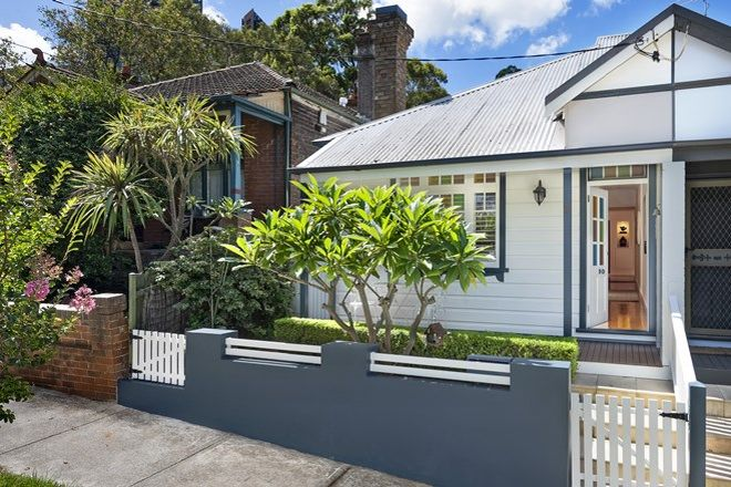 Picture of 25 Lithgow Street, WOLLSTONECRAFT NSW 2065