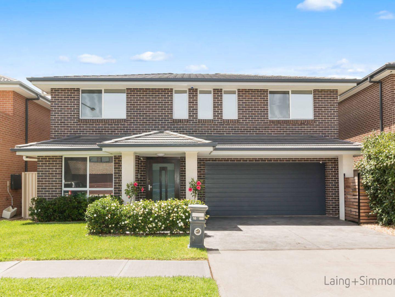 18 Byrock Place, Hinchinbrook NSW 2168, Image 0