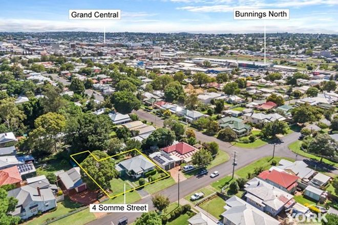 Picture of NORTH TOOWOOMBA QLD 4350