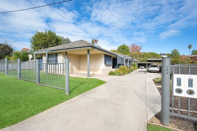 Picture of 1-4/283 Denmar  Street, EAST ALBURY NSW 2640