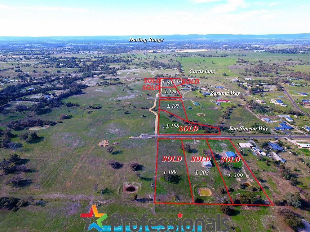 Lot 197 Zaruma Way, West Pinjarra WA 6208, Image 0