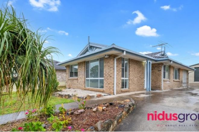 Picture of 68 Woodley Crescent, GLENDENNING NSW 2761