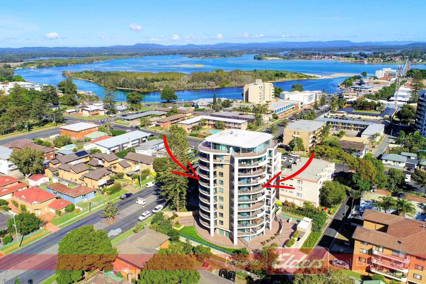 702/21-25 Wallis Street 'Twin Pines', Forster NSW 2428, Image 0