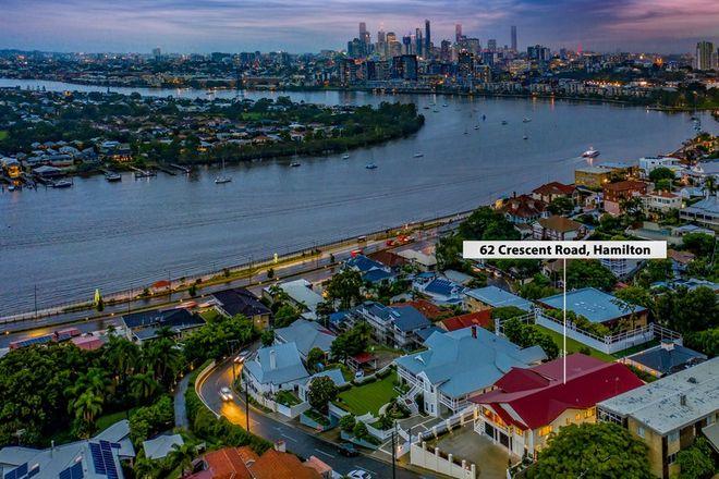 Picture of 62 Crescent Road, HAMILTON QLD 4007