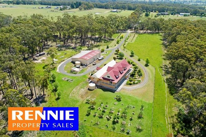 Picture of 370 Colleys Road, YINNAR SOUTH VIC 3869