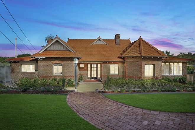 Picture of 101 William Edward Street, LONGUEVILLE NSW 2066