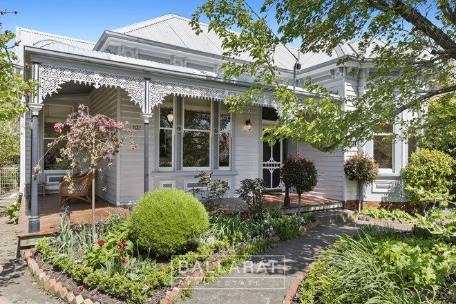 Picture of 1137 Eyre  Street, NEWINGTON VIC 3350