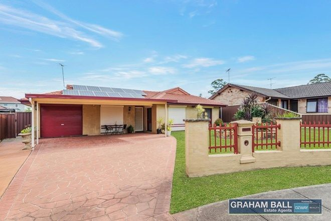 Picture of 20 Jasnar Street, GREENFIELD PARK NSW 2176
