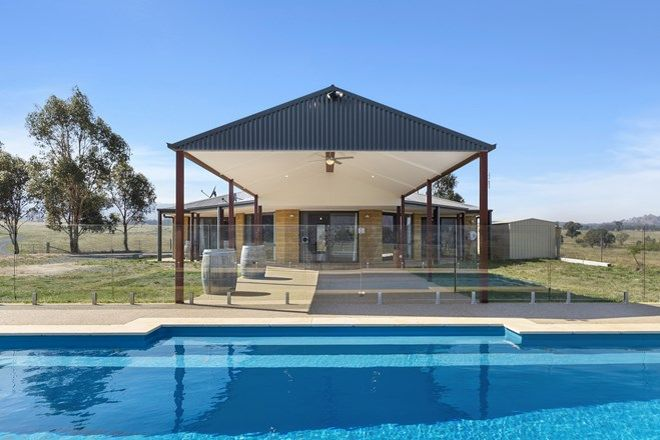 Picture of 271 Lake Nillahcootie Road, BARJARG VIC 3723