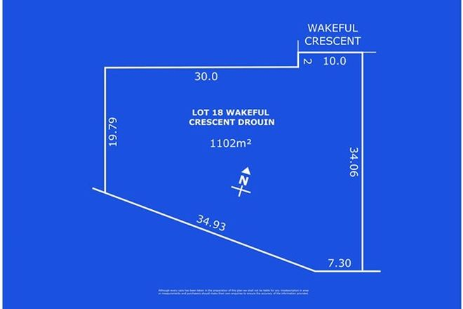 Picture of Lot 18 Wakeful Crescent, DROUIN VIC 3818
