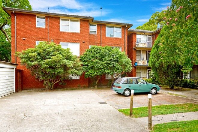 Picture of 18/17 Russell Street, STRATHFIELD NSW 2135