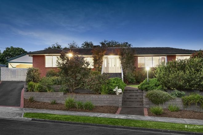 Picture of 55 Medbury  Avenue, GREENSBOROUGH VIC 3088