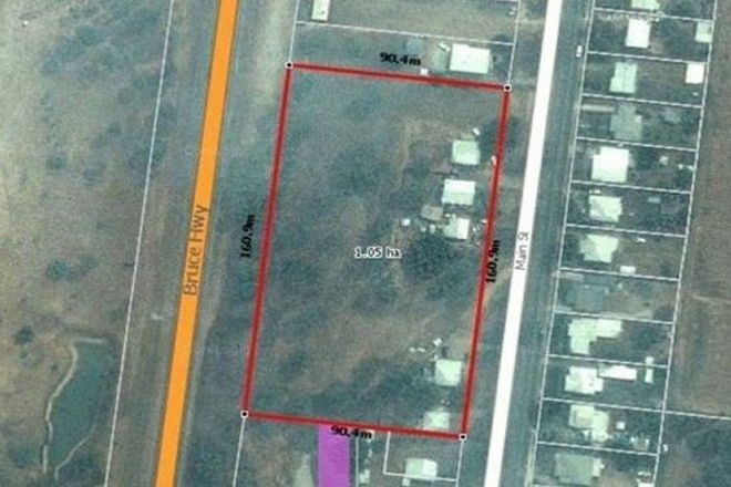 Picture of 70-82 Main Street, BAKERS CREEK QLD 4740
