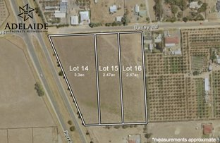 Picture of Lot 14, 15 & 16 Bailey Road, Two Wells SA 5501