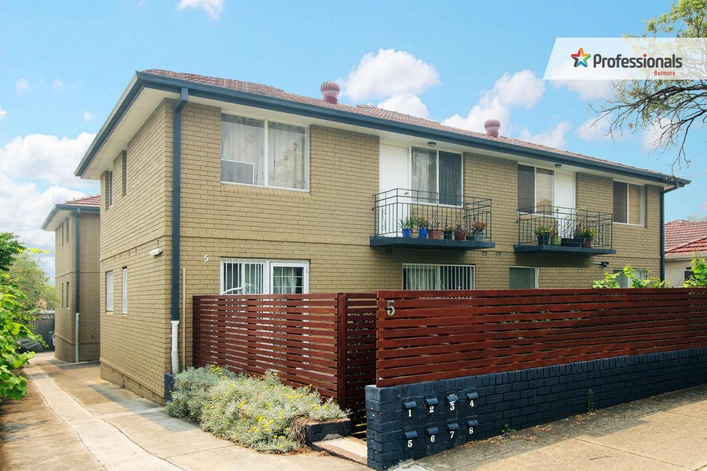 8/5 Defoe Street, Wiley Park NSW 2195, Image 0