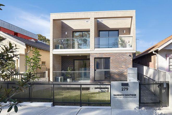 Picture of 279 Avoca Street, RANDWICK NSW 2031