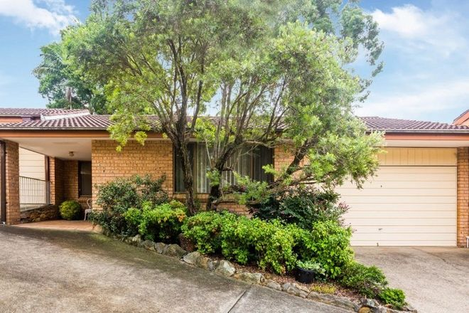 Picture of 4/48 Francis Street, CASTLE HILL NSW 2154