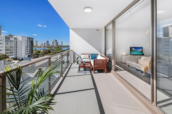 Picture of 503/5 Chester Terrace, SOUTHPORT QLD 4215
